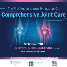 THE FIRST MEDITERRANEAN SYMPOSIUM OF COMPREHENSIVE JOINT CARE