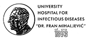 University Hospital for Infectious Diseases Dr. Fran Mihaljevic