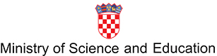 Ministry of Science and Education of the Republic of Croatia